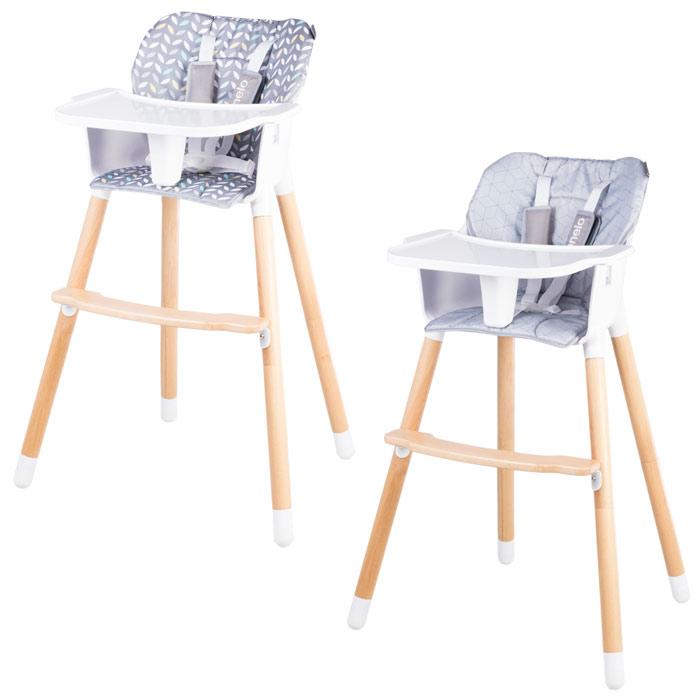Chaise haute bébé KOEN