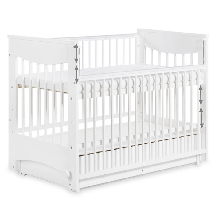 Lit cage balancement