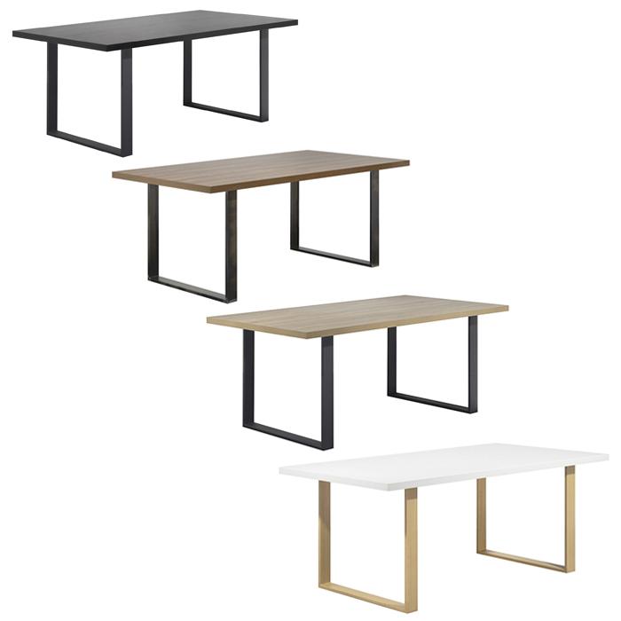 table industrielle salle à manger