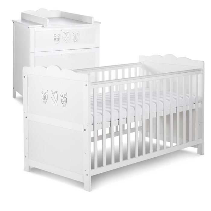 chambre enfant commode lit 140