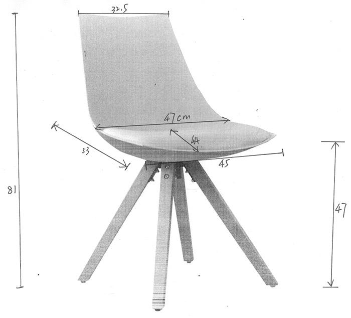 4 si ges design nordic style scandinave en bois. Black Bedroom Furniture Sets. Home Design Ideas