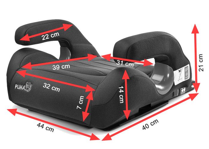 rehausseur enfant de 15 36 kg isofix. Black Bedroom Furniture Sets. Home Design Ideas