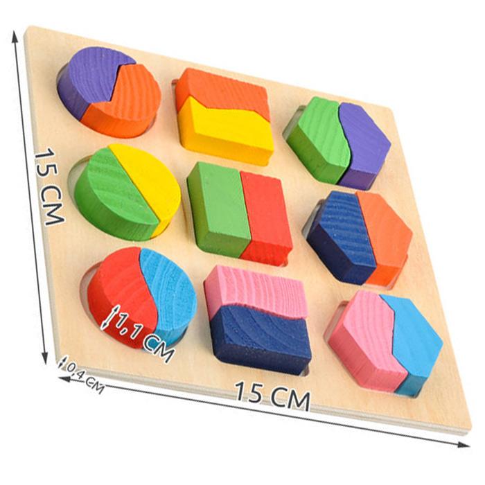 Dimensions du puzzle