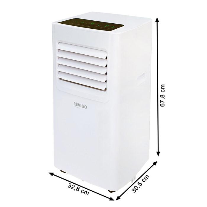 Climatiseur portatif 3en1