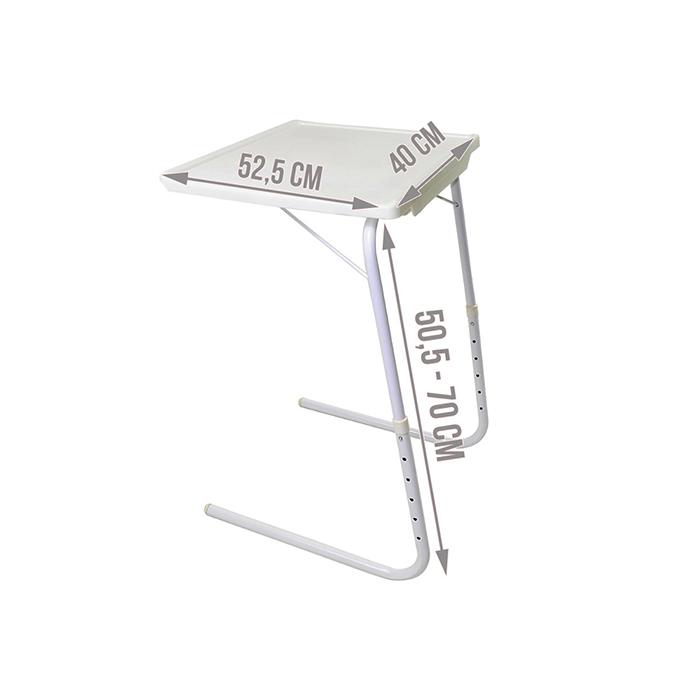 table d 39 appoint salon ordinateur ajustable. Black Bedroom Furniture Sets. Home Design Ideas