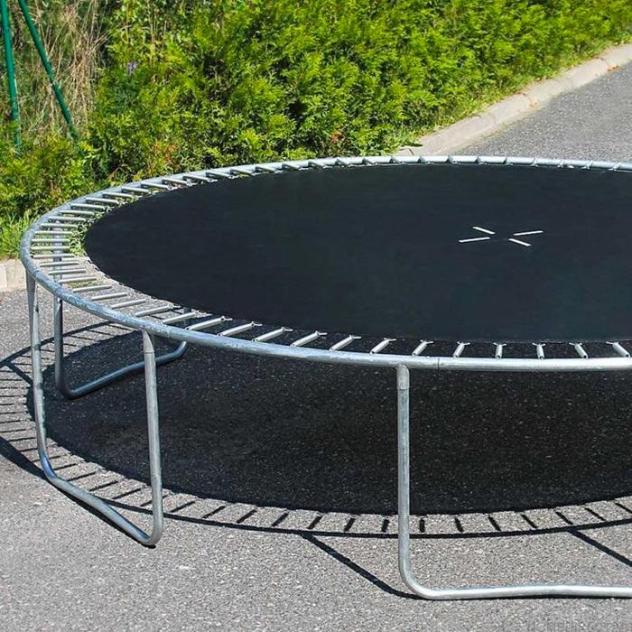 tapis de saut pour trampoline toile de saut 460 cm vente. Black Bedroom Furniture Sets. Home Design Ideas