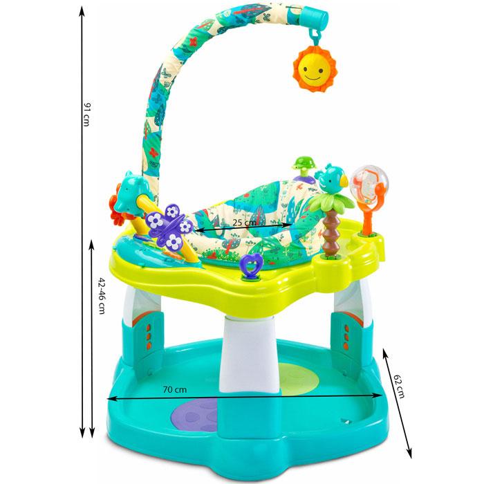 siège d'activités bébé