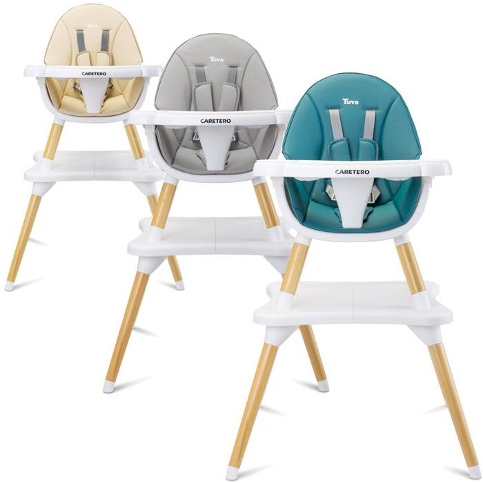 Chaise haute évolutive enfant