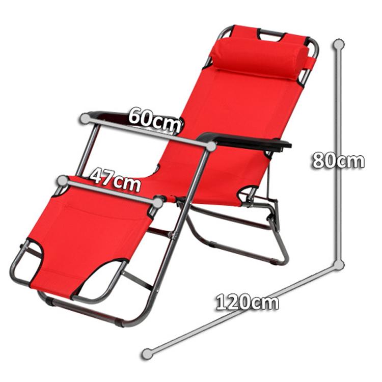 Chaise longue transat pliable 3 position - Transat plage pliable ...